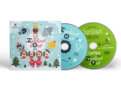 57° Zecchino d'Oro (2014) – Edizione Deluxe (cd+dvd)