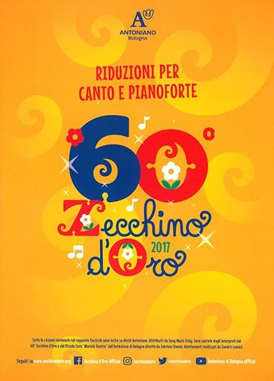 60° Zecchino d'Oro - Riduzione per canto e pianoforte