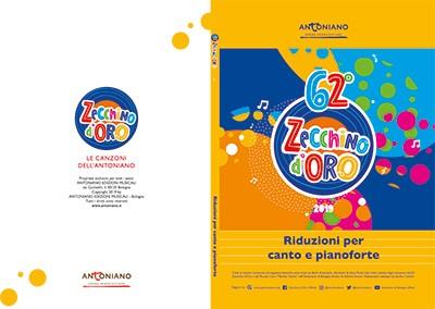 62° Zecchino d'Oro - Riduzioni per canto e pianoforte