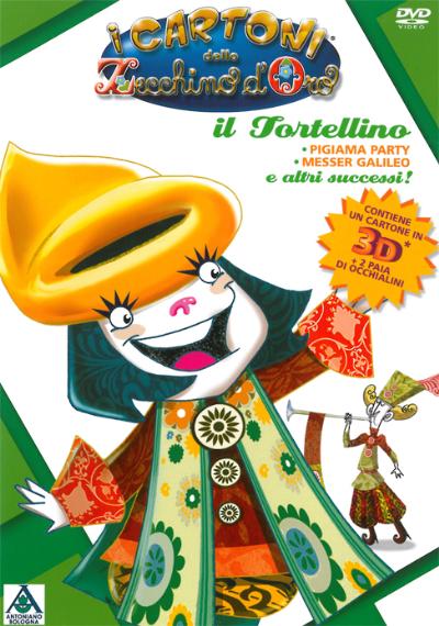 I Cartoni dello Zecchino d'Oro Vol. 8 - Il tortellino e altri successi!