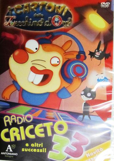 I Cartoni dello Zecchino d'Oro Vol. 9 - Radio Criceto 33 e altri successi!