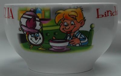 """Tazza Cereali """"La sveglia birichina"""""""